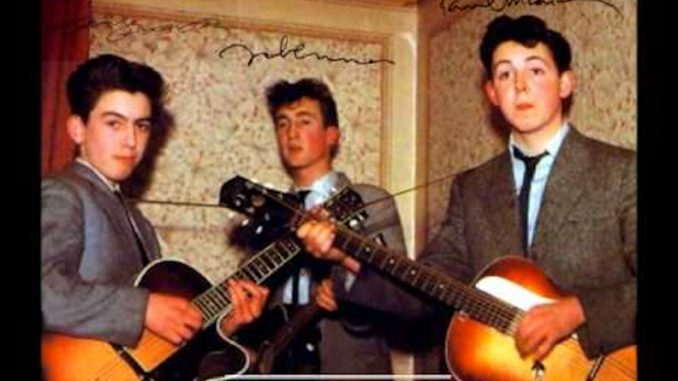 Daily Music Quarrymen 14 luglio That'll be the day Eugenio Mirti