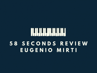 Francesco Venerucci Tramas 58 seconds review Mirti