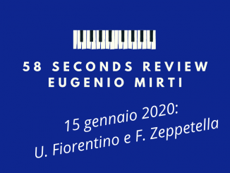 58 seconds review zeppetella fiorentino wordless song