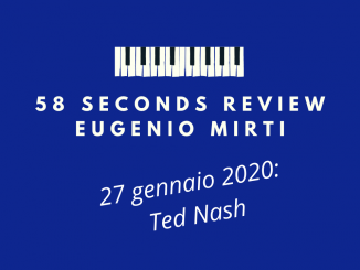 Ted Nash Plastic Sax Somewhere Else 58 seconds review