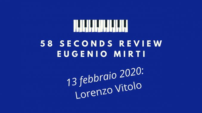 58 seconds review lorenzo vitolo changing shapes